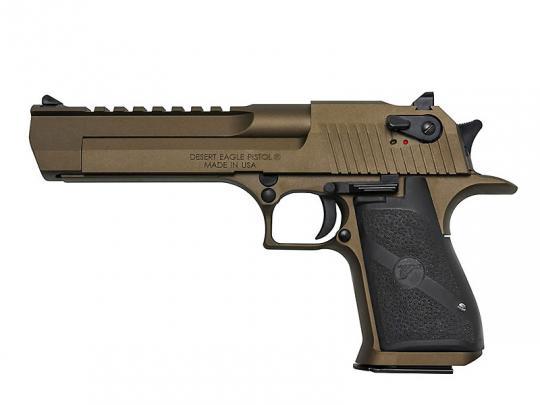 "Magnum Research DESERT EAGLE XIX 6"" Burnt Bronze"