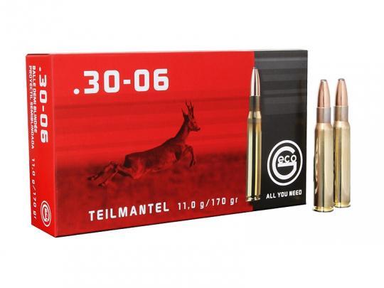 GECO .30-06, Teilmantel 170 grs 1 Packung (20 Schuss á 1,745 €*)