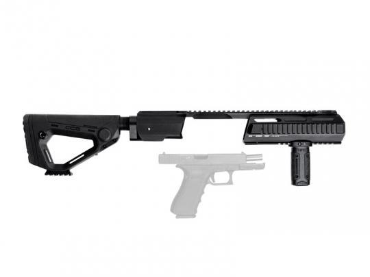 HERA ARMS TRIARII RTU, Pistolen-Schaft Kompaktmodell GLOCK 19, 23, 32 (Gen 4/5)