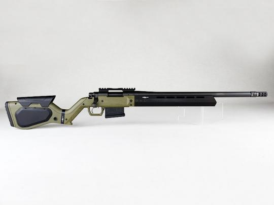 Remington 700 SA mit HERA ARMS H7-Schaft Olivgrün (OD)