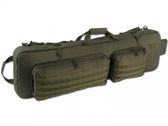 Tasmanian Tiger DBL Rifle-Bag, Waffentragetasche Schwarz
