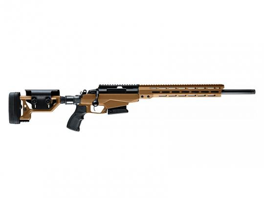 TIKKA T3x TACT A1 CB, Coyote .308 Winchester (Lauflänge 62 cm/24 Zoll), rechts