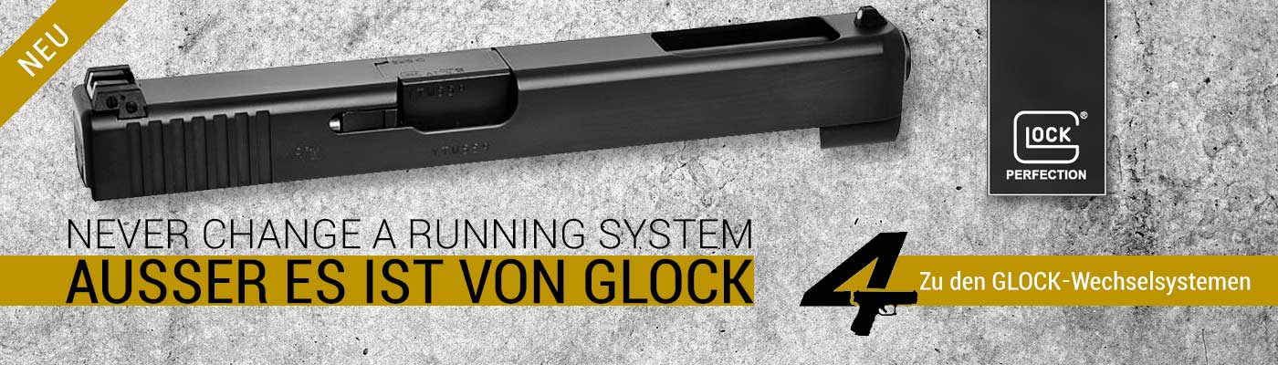GLOCK-Wechselsysteme