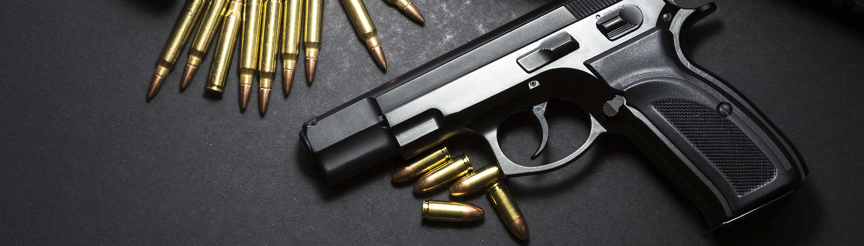 Selbstladepistole im Kaliber 9 mm Luger